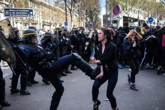 Violences policières : le gouvernement doit rendre des comptes (UEC)