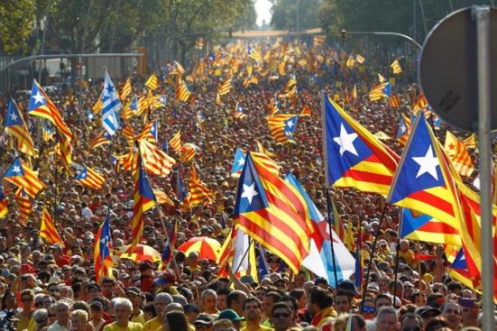Catalogne : L'indépendance se fera avec ou sans l'accord de Madrid