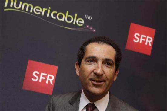 SFR : Patrick Drahi doit rendre des comptes sur l'utilisation des millions d'euros touchés au titre du CICE (PCF)