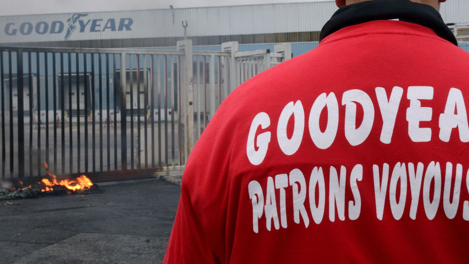 Goodyear, l'acharnement continue (CGT)