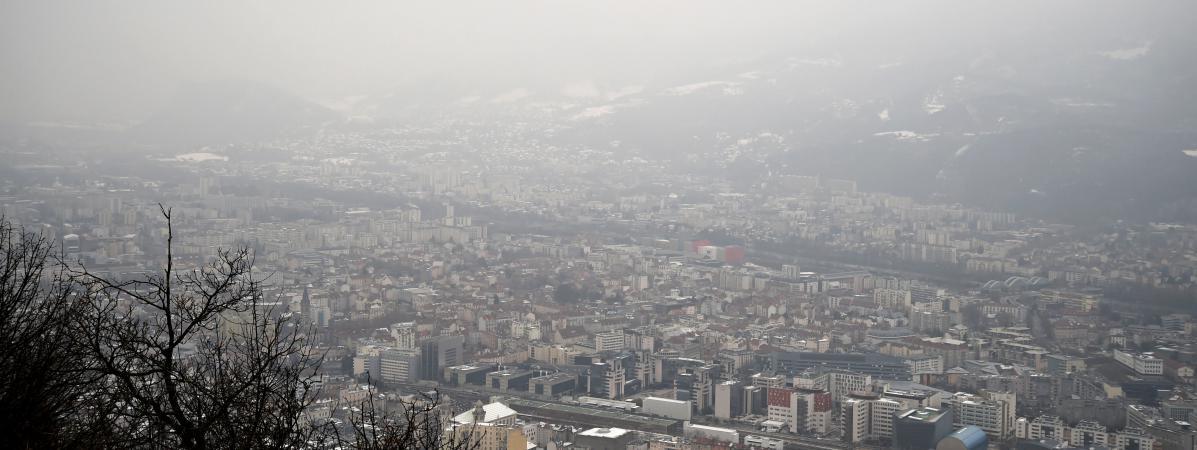 La pollution de l'air a causé plus de 500.000 décès prématurés en Europe en 2014