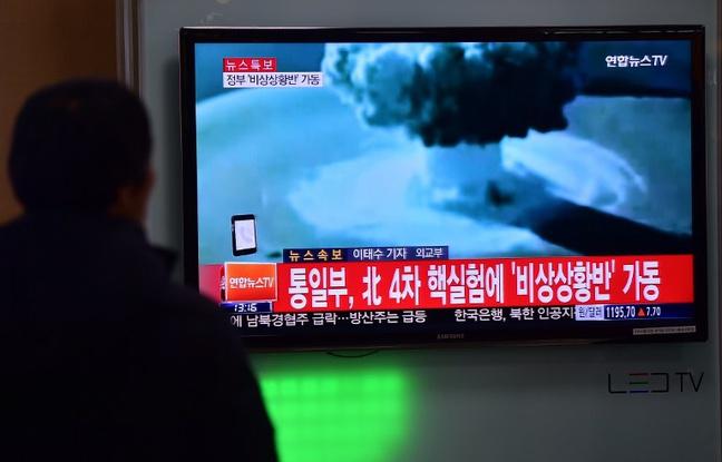 Le Parti communiste japonais (JCP) condamne l'essai nucléaire Nord-coréen