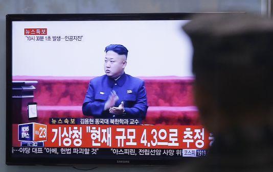 La République Populaire de Chine proteste contre l'essai nucléaire Nord-Coréen