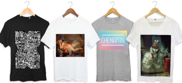 Tunetoo présente sa gamme de t shirts
