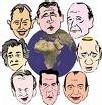 le G8 en conclave