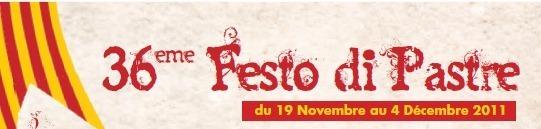 36° FESTO DI PASTRE