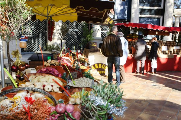 Foire artisanale et produits du terroir