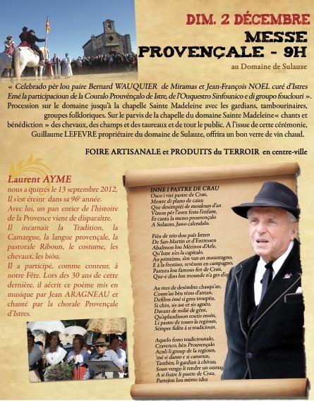 Messe provençale