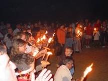 Istres: Les feux de la Saint Jean en Provence