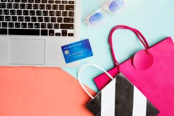 Le commerce électronique toujours en progression !