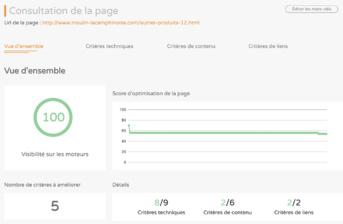 La Camphinoise ne laisse personne dans le Pétrin grâce à son site Internet créé par NOVASEO !