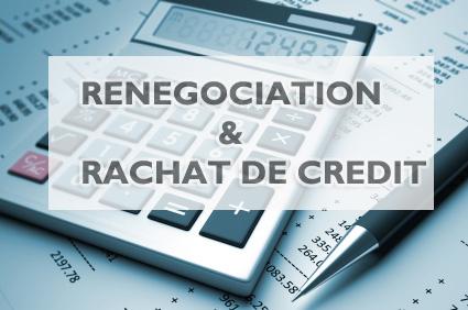 Rachat de credit immobilier renégociation