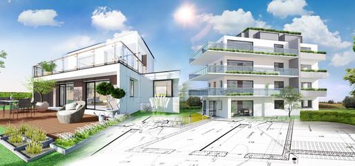 Confiez votre projet à un promoteur immobilier dans le neuf et devenez propriétaire !