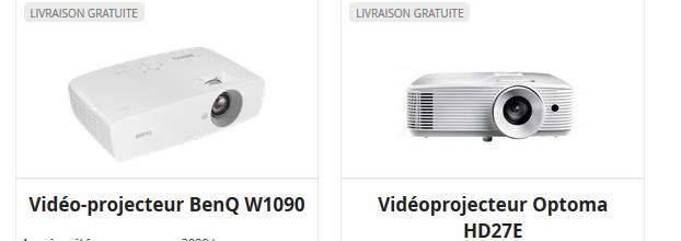 Comment changer la lampe du vidéoprojecteur BenQ W1090?