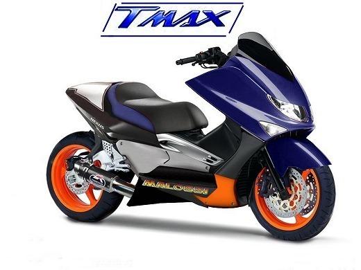 moto scooter tunig