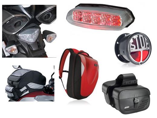 Accessoires moto in