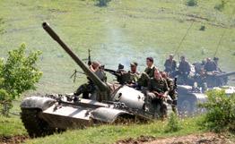 Ossétie du Sud: Guerre dans le Caucase