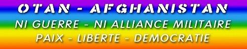 France alignée, France en danger : Retrait des troupes en Afghanistan
