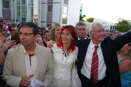 Hommage de Patricia Fernandez-Pédinielli a Michel Vaxès
