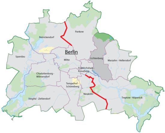 Die Linke première force politique à Berlin-Est