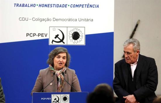 Les communistes (CDU) détrônent le PS dans l'un des plus riche village du Portugal