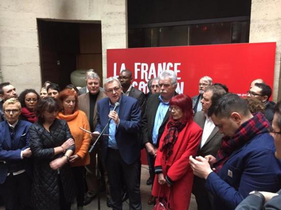 Osons la nouvelle République ! (Pierre Laurent)