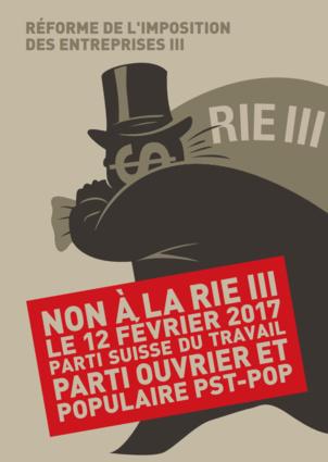 Les suisses rejettent l'extension des cadeaux fiscaux aux entreprises (RIE III)