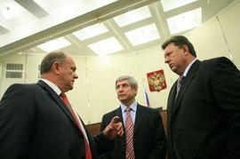 Crise: le Parti Communiste de la Fédération de Russie prône les nationalisations