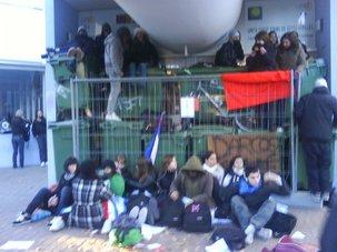 Loi Darcos: le Lycée Arthur Rimbaud reste mobilisé