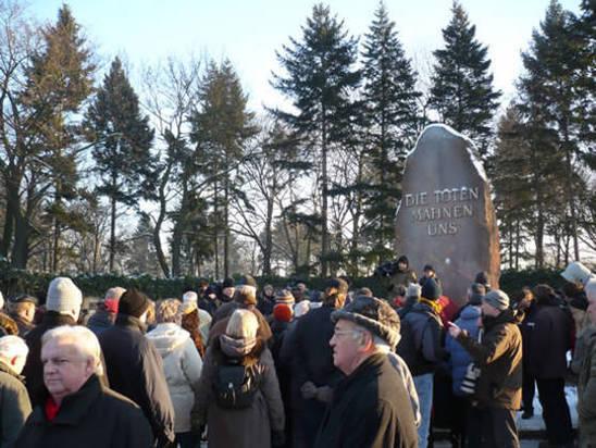 Rosa Luxemburg et Karl Liebknecht héros en Allemagne