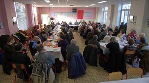 Rencontre nationale du 31 janvier à Vénissieux
