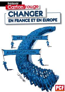 Campagne européennes : Changer en France et en Europe
