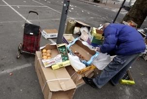 Près de huit millions de personnes pauvres en France