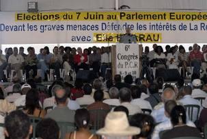 6ÈME CONGRÈS DU PARTI COMMUNISTE RÉUNIONNAIS