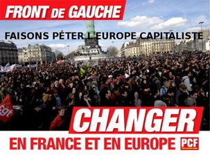 Sondage européennes (encore) : 7% pour le Front de Gauche