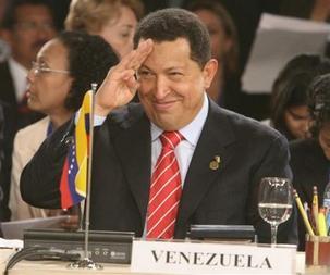 Hugo Chavez veut offrir un livre de Lénine à Barack Obama
