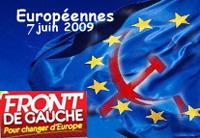 Sondage européennes : 6,5% pour le Front de Gauche