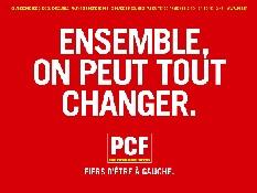 PCF : Adresse aux Françaises et aux Français !