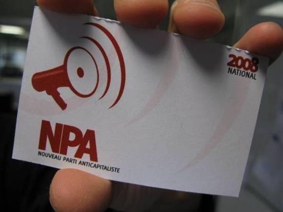 NPA: A deux c'est une tendance à trois c'est la scission ...