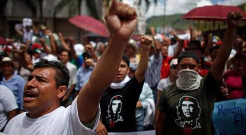 Barrages de routes au Honduras pour protester contre les putschistes