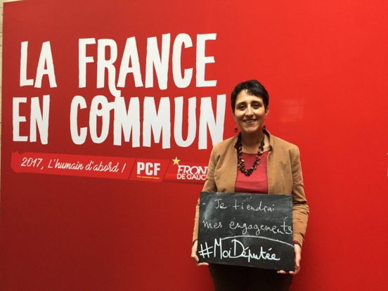 Yasmine Boudjenah (PCF) ne sera pas députée de la 11ème circonscription des Hauts-de-Seine