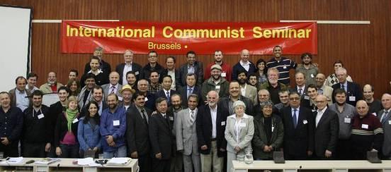 Séminaire communiste international: La jeunesse et les partis communistes