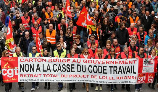 La CGT appelle à la grève générale le 12 septembre