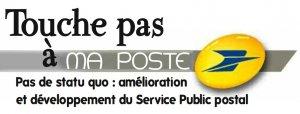 La Privatisation de la Poste : c'est NON