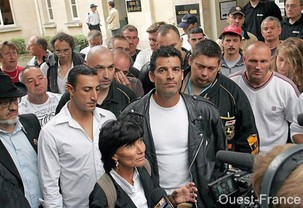 Message de solidarité à Xavier Mathieu et aux Conti