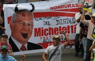 Au Honduras, la population refuse massivement de participer à la campagne électorale