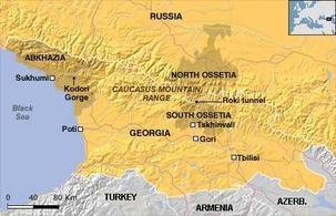 Abkhazie-Ossétie : reconnaissance offcielle du Vénézuéla