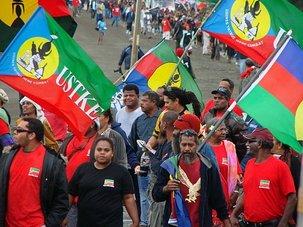 Peine confirmée pour les syndicalistes de l'USTKE : le PCF apporte tout son soutien