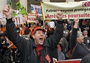 Le PCF demande la remise en débat immédiate de la proposition de loi contre les licenciements boursiers