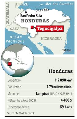 Le gouvernement putchiste du Honduras suspend les libertés civiques